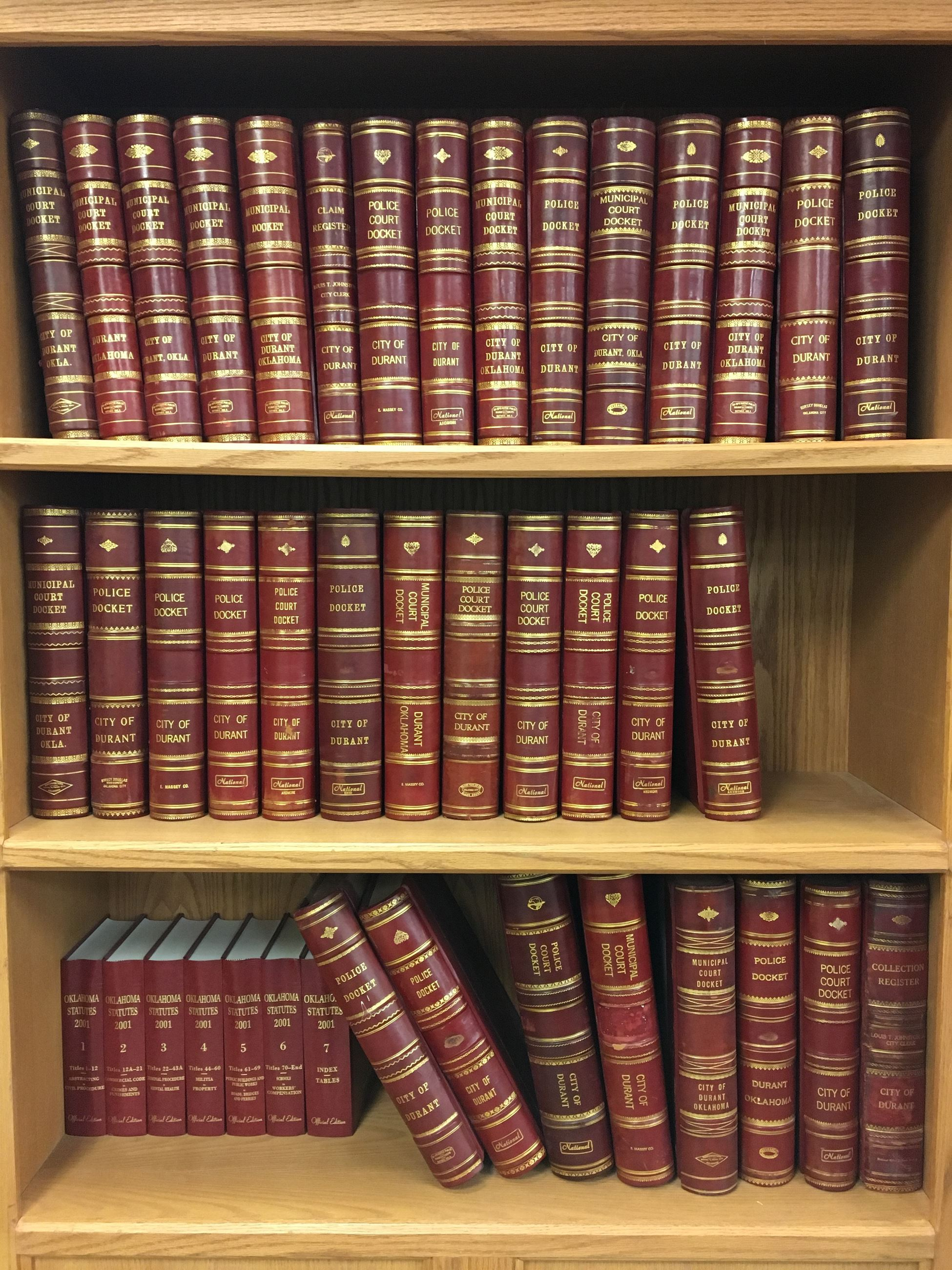 Court Books