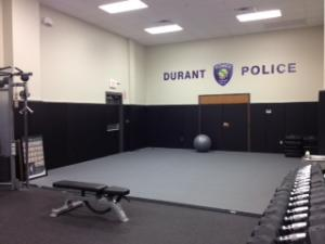 Durant Police Gym