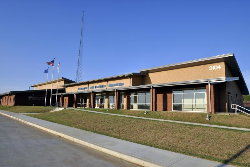 Durant Police Department Building