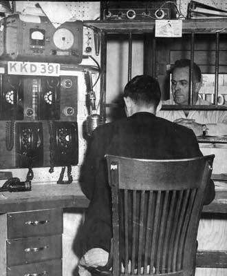 Call Boxes Used in the Early 1950S Were Cutting Edge Technology Allowing Dispatchers to Phone Officers Using Telephones Located Along the Citys Streets